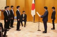 第6回ものづくり日本大賞(内閣総理大臣賞)の受賞!