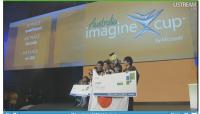 祝 ImagineCup2012準優勝